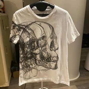 Alexander Mcqueen men T-Shirts